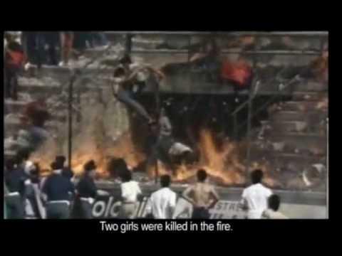 7 giugno 1981: Il rogo nella Curva Sud dello Stadio Ballarin