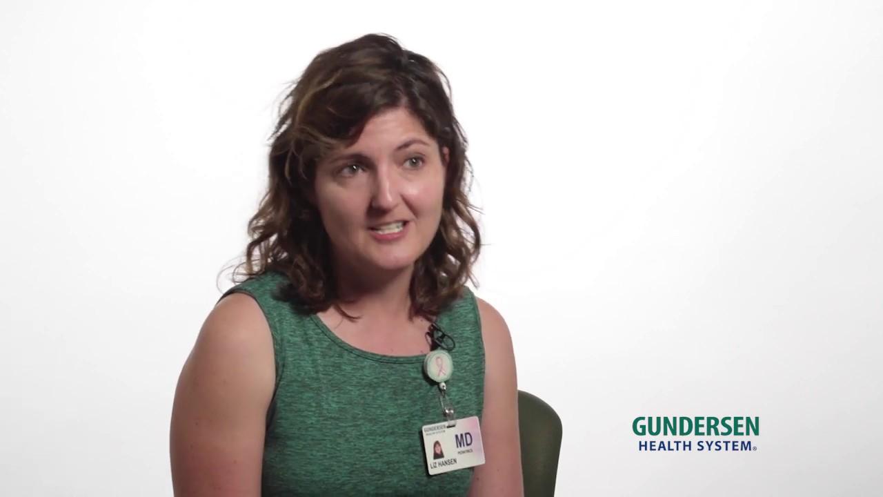 Elizabeth Hansen, MD - Gundersen Health System