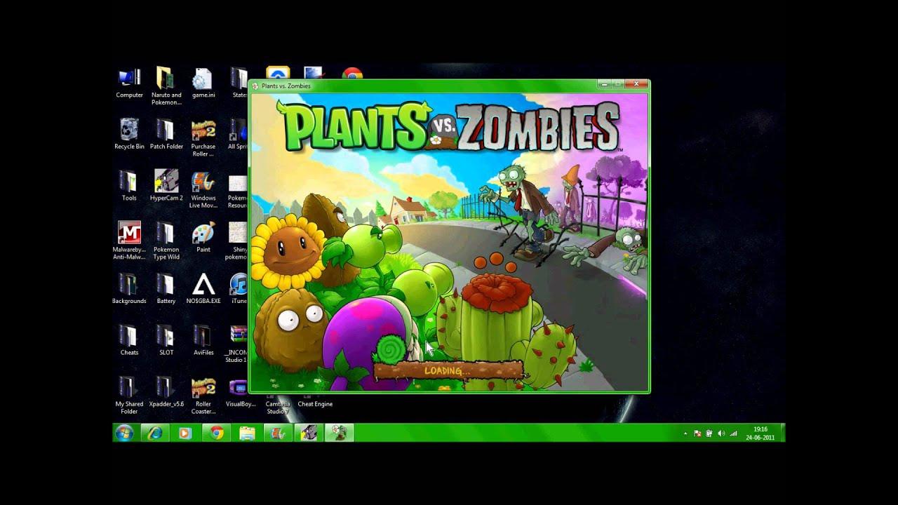 Plants vs. Zombies hack no survey no download