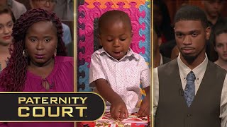 Man Takes Back His Word After Promising to Accept Son (Full Episode)   Paternity Court