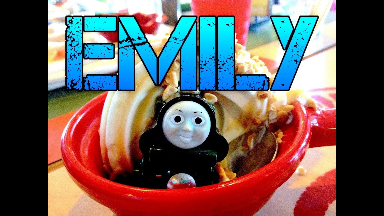 Emily - Thomas The Tank Engine Wooden Railway Review - Character Fridays -  Fisher Price Train