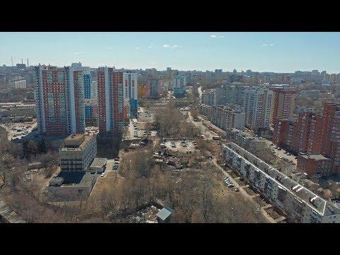 Улица Крисанова в Перми перед масштабной реконструкцией