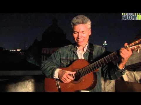 DAVID HARO - GEA TU PIEL DE COBRE (BalconyTV)