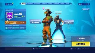 Fortnite UNRELEASED SKINS AND EMOTES (World Cup skins, Doggus skin and much more)