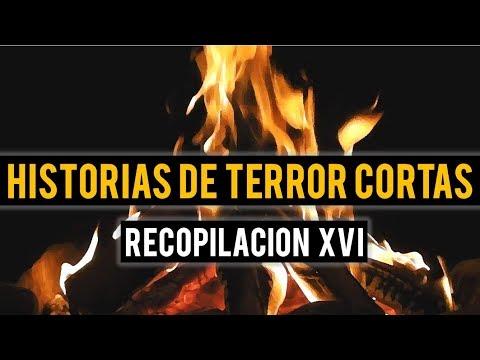 HISTORIAS DE TERROR CORTAS XVI (RECOPILACIÓN DE RELATOS DE TERROR)