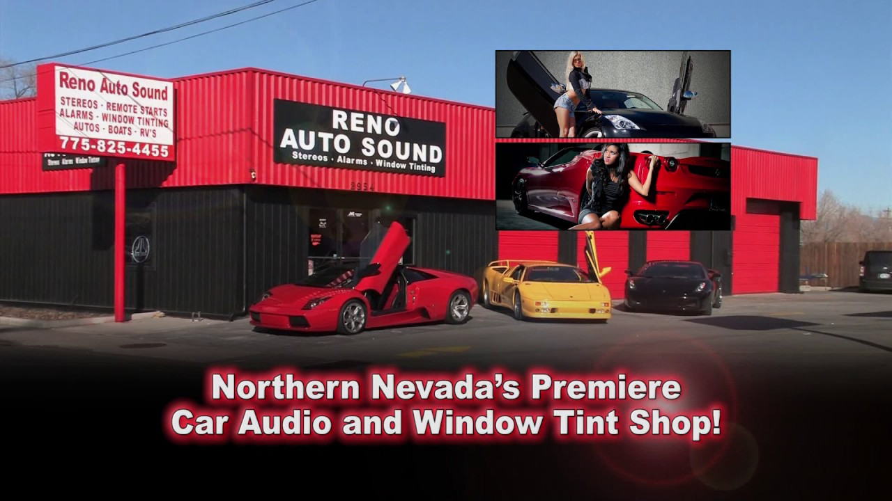 Nevada Auto Sound >> Nv501467 Reno Auto Sound Window Tint Remote Car Start Tv15 Youtube