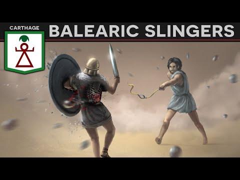 Units of History - The Balearic Slingers DOCUMENTARY