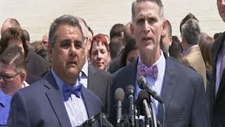 Plaintiffs Say Why They Want Gay Marriage