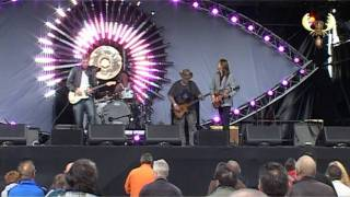 Sonny Hunt and the Dirty white Boys - Spanish Castle Magic Live @Highlands 2011