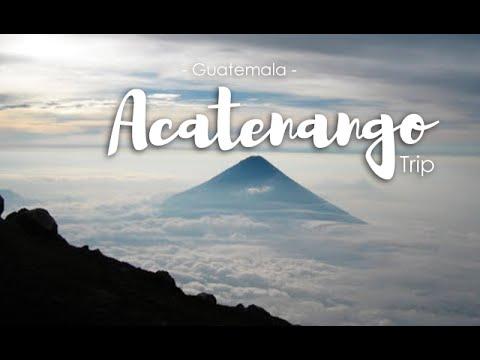 Guatemala travel #9 |  Volcán Acatenango Adventure