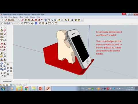2d profile pattern designing using equal division method for Google sketchup converter