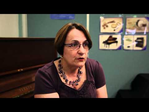 You Do What? School Music teacher on Today's Schools