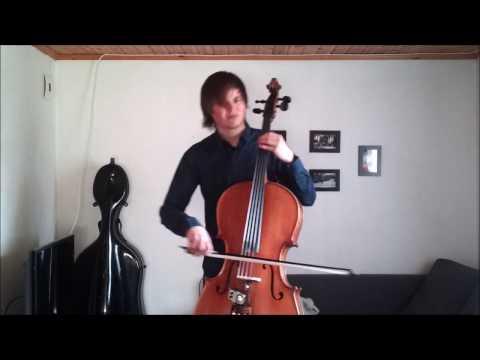 Parkway Drive - Wild Eyes - Cello Cover