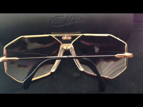 c93b106d676a CAZAL 607 Eyeglasses Run DMC Vintage Black Eye Glasses online from ...