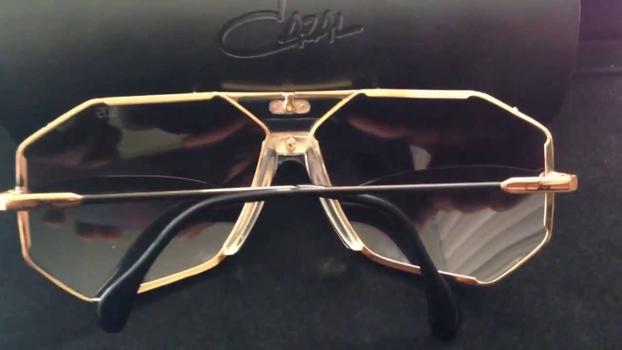 c47b66d19a Cazal 905 black   gold for sale call 954-319-5890