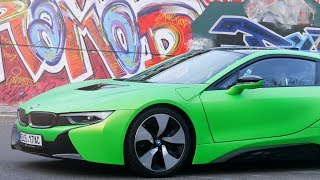 BMW i8 - HYBRID? SPORŤÁK? DAILY? ALL-IN-ONE 🔥 [4K]