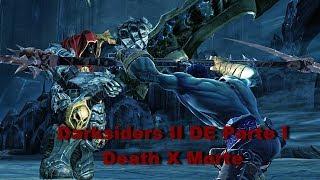 Darksiders II Definitive Edition Parte I Morte X Guerra : Death X War