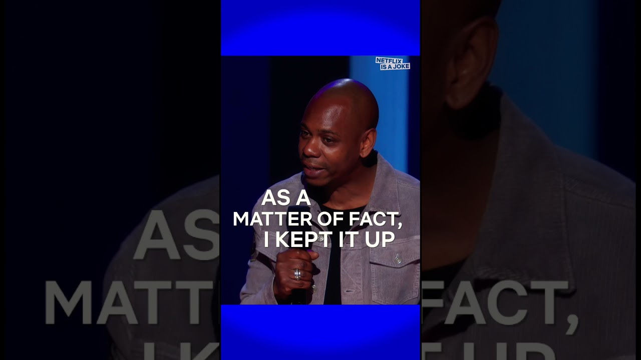 Dave Chappelle's Most Common Misconception #Shorts | Deep In The Heart Of Texas