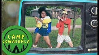Camp Cowabunga: Promo