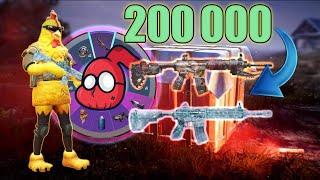 I SPENT 200000 ON THIS | PUBG MOBILE