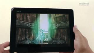 Планшет Asus Transformer Pad Infinity TF700T(Видеообзор планшета Asus Transformer Pad Infinity TF700T с экраном высокого разрешения 1920х1200. Подробный тест-обзор: http://rozet..., 2012-08-12T09:00:10.000Z)