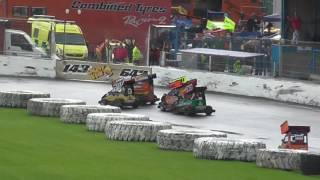 StoxKarts- Cowdenbeath Racewall- 25.6.2016 Grand Final