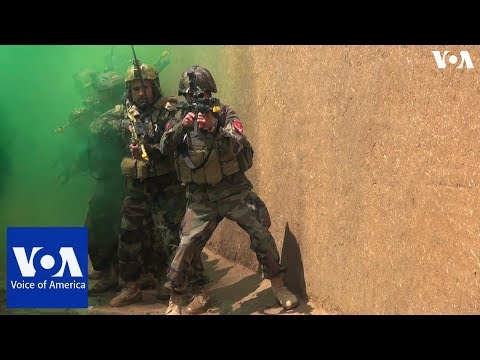 Afghanistan's Commando Force to Nearly Double by 2020