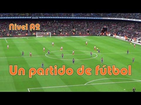 A Football Match. Level A2