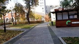 Фото достопримечательности москва сад имени Баумана доступен