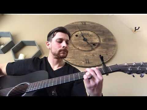 Chris Stapleton - Millionaire (Acoustic Cover)