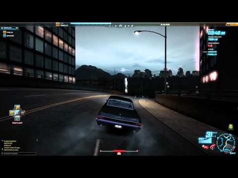 Lets DRIVE Need for Speed World #1 - Verfolgungsjagd und so.