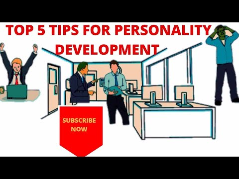 TOP 5 BEST TIPS TO DEVELOP PERSONALITY IN HINDI | HD Edu Official