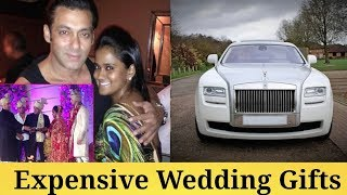 Top 10 Most Expensive Wedding Gifts in Bollywood You Won't Believe  |