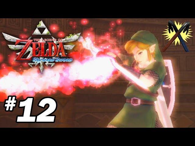 The Lasagna Temple - Ricka's Zelda Skyward Sword Stream [Part 12]