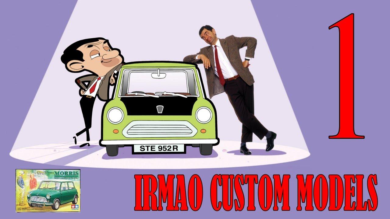 mr bean car build tamiya 1 24 scale youtube. Black Bedroom Furniture Sets. Home Design Ideas