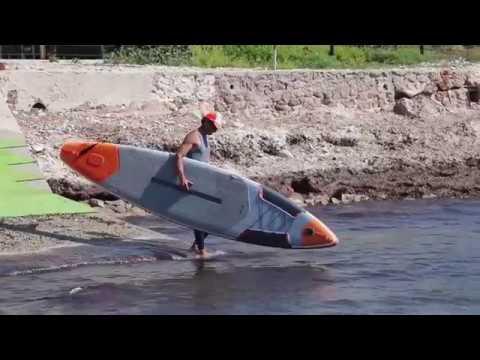 482fd0b51 Como inflar a prancha de stand up paddle 12 6 Itiwit - Exclusividade  Decathlon