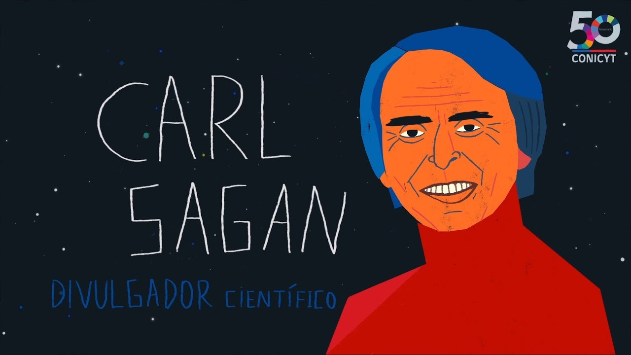 5 Frases De Carl Sagan