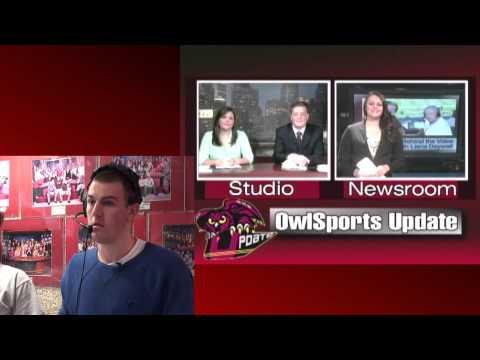 OwlSports: Seth Wozniak Directing Reel - November 29th, 2012 White Show