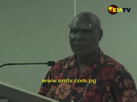 MoU Signing between IRC and Madang Provincial Government aims for improved tax collection