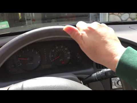 2005 Hyundai Elantra Fix Alternator Belt Squeal When Turning Steering Wheel