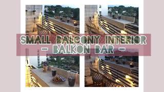 Balkon DIY | 발코니 셀프빈티지인테리어 | 작…