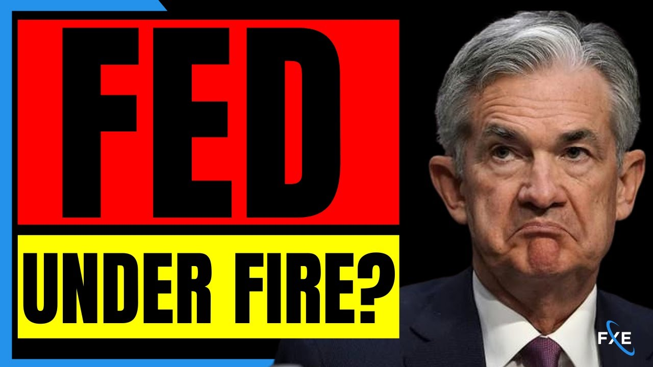 Jerome Powell Grilled Over Stock Market Manipulation? S&P 500 Technical Analysis