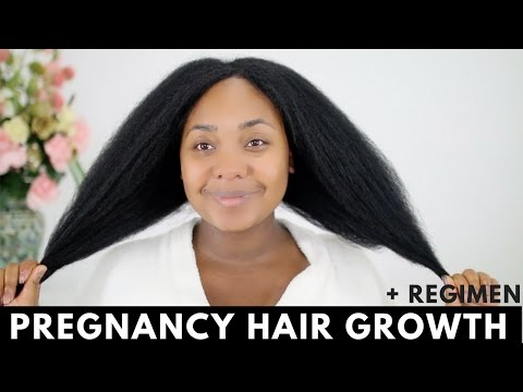 Hair Growth When Pregnant With A Girl