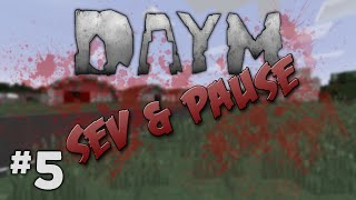 Minecraft: Day M - Episode 5 - Invisible Zombies
