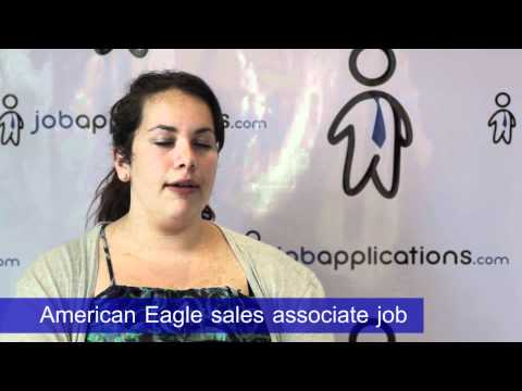 American Eagle Interview - Sales Associate 2