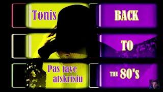 TONIS ✦ Pas tave atskrisiu ✦(Official Art Track)✦ 2017