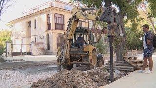 Подрядчик заплатит штраф за повреждение газовой трубы на улице Советская