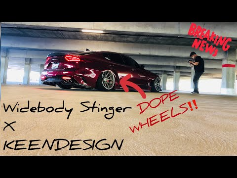 DOPEST STINGER In The GAME With DOPEST NEW WHEELS!!! Quick Nick Upgrades SHOES To KEENDESIGN 2PF