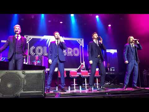 Collabro - Grease (2018) Stages Musical Theater Festival Cruise