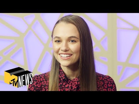 Madison Iseman is a Next-Level Settlers of Catan Player & Cat Lover | MTV News